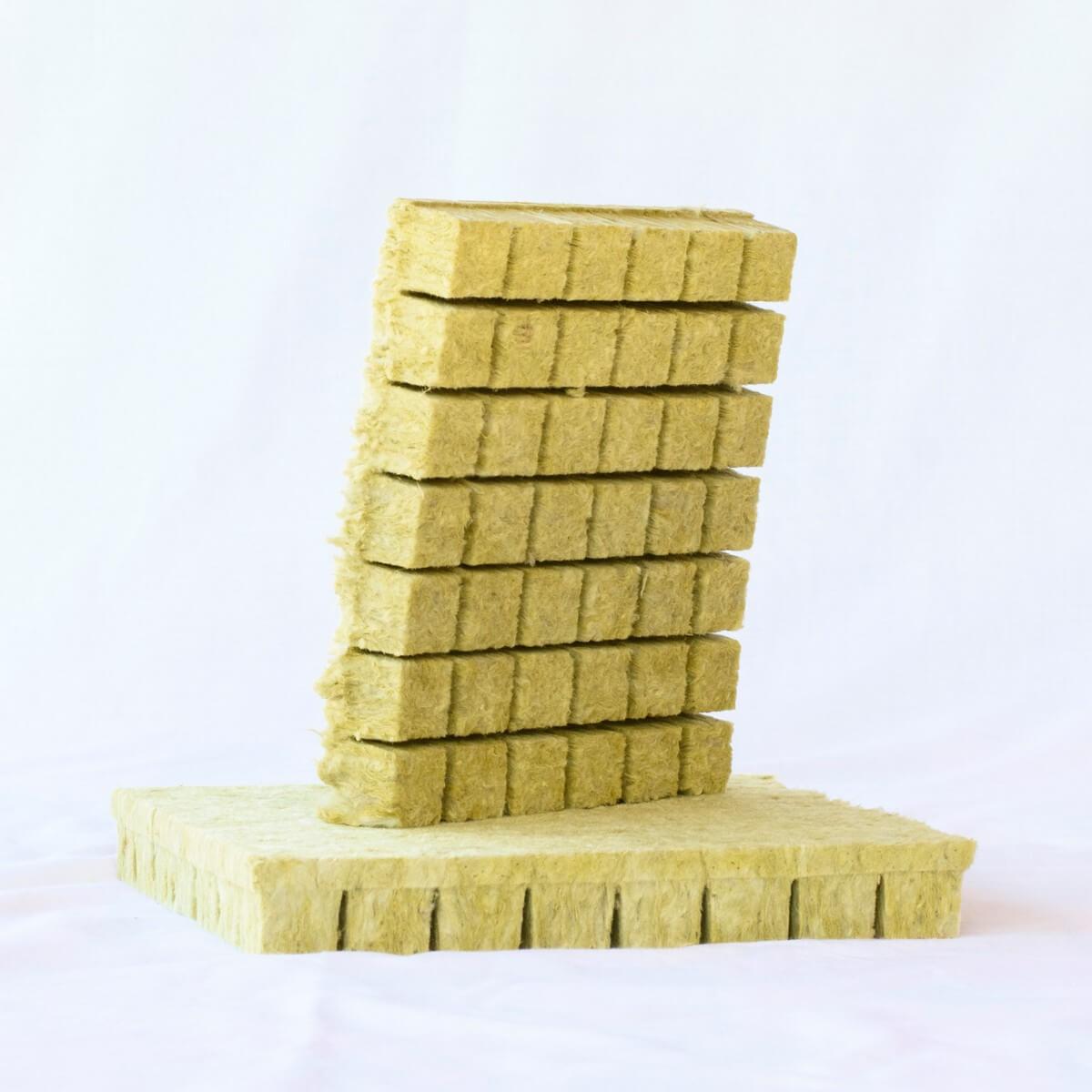 Magvető kőzetgyapot kocka 25x25x40 galéria