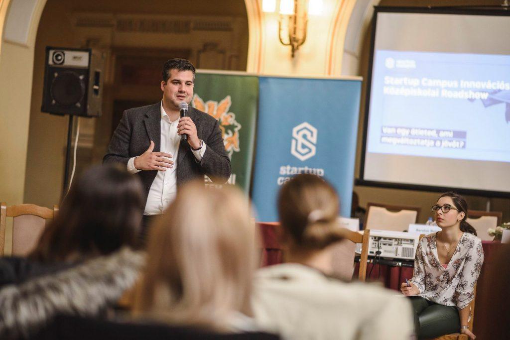 Innovációs Roadshow Debreceni Egyetem