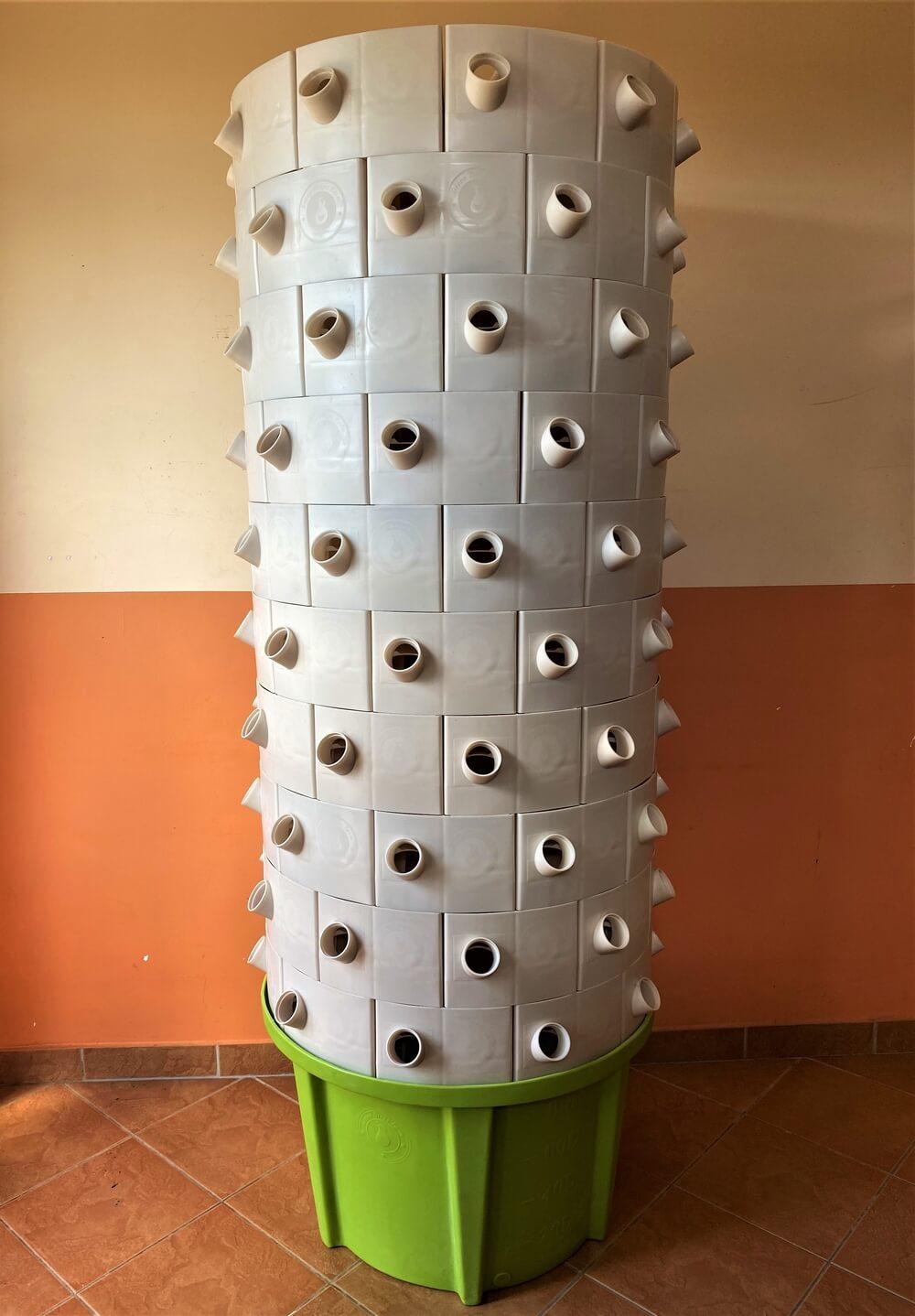 Családi XXL 10 szintes Green Drops Hidropóniás berendezés