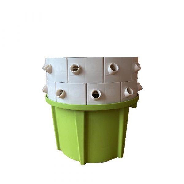 Green Drops Basic 2 szintes hidropóniás berendezés