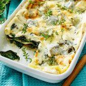 mangold lasagne